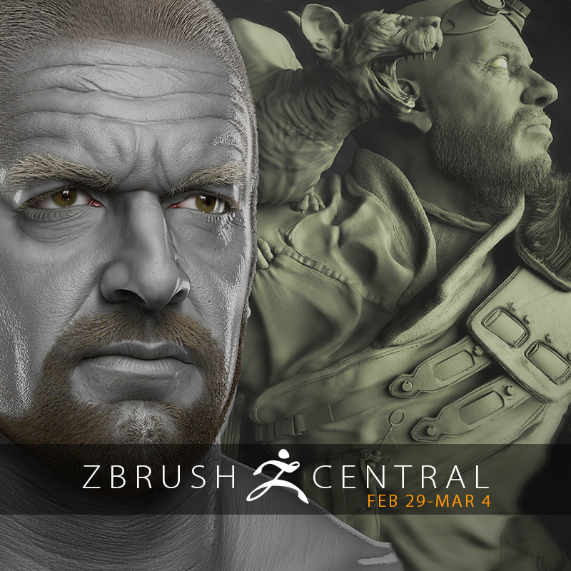 ZBrushCentral Highlights February 29 – March 4