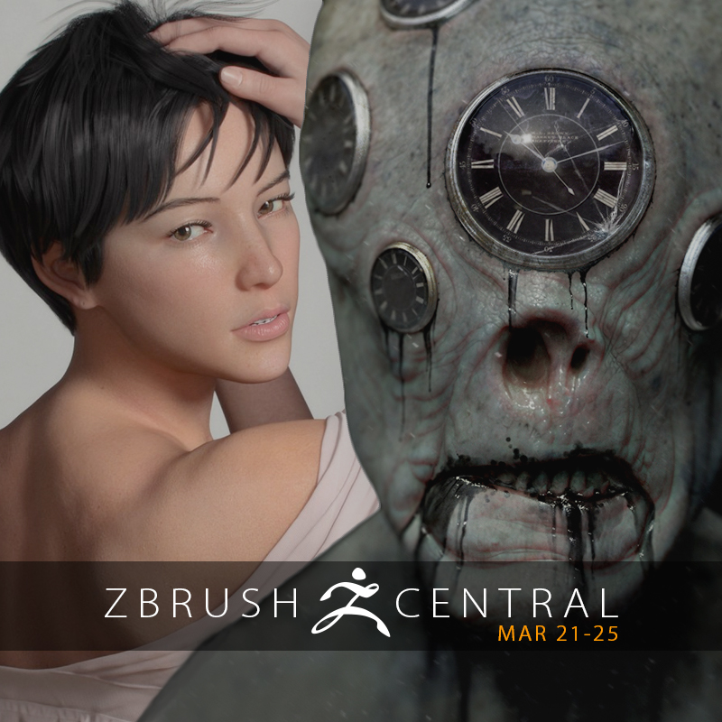 ZBrushCentral Highlights March 21-25