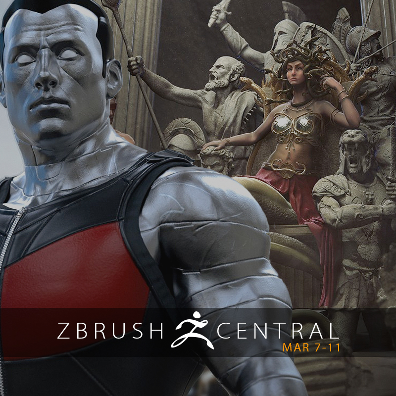ZBrushCentral Highlights March 7-11