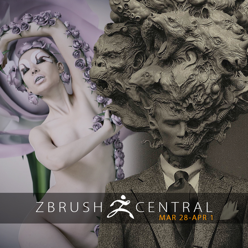 ZBrushCentral Highlights March 28 – April1