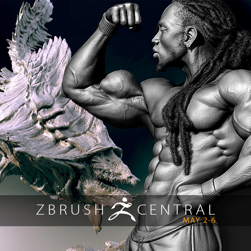 ZBrushCentral Highlights May 2-6