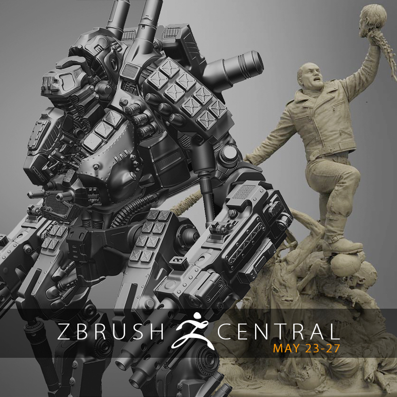 ZBrushCentral Highlights May 23-27