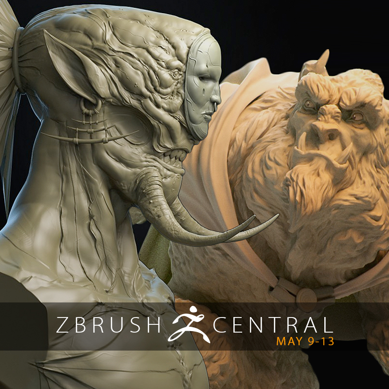 ZBrushCentral Highlights May 9-13