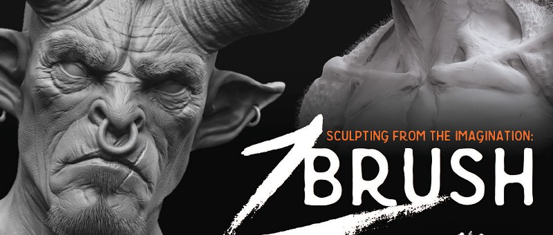 Pixologic: ZBrush Blog » New ZBrush book: Sculpting from the