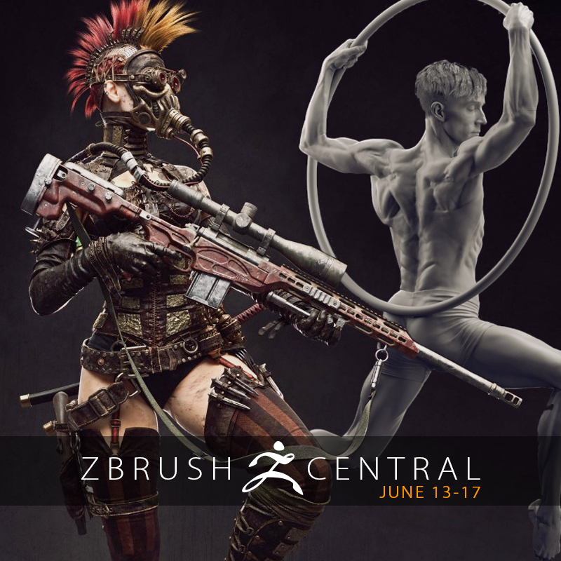 ZBrushCentral Highlights June 13-17
