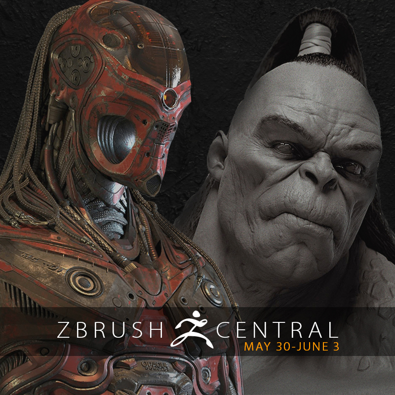ZBrushCentral Highlights May 30