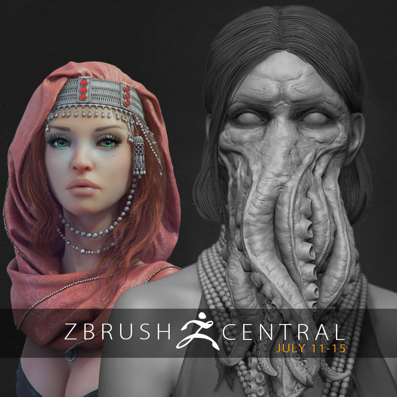 ZBrushCentral Highlights July 11-15