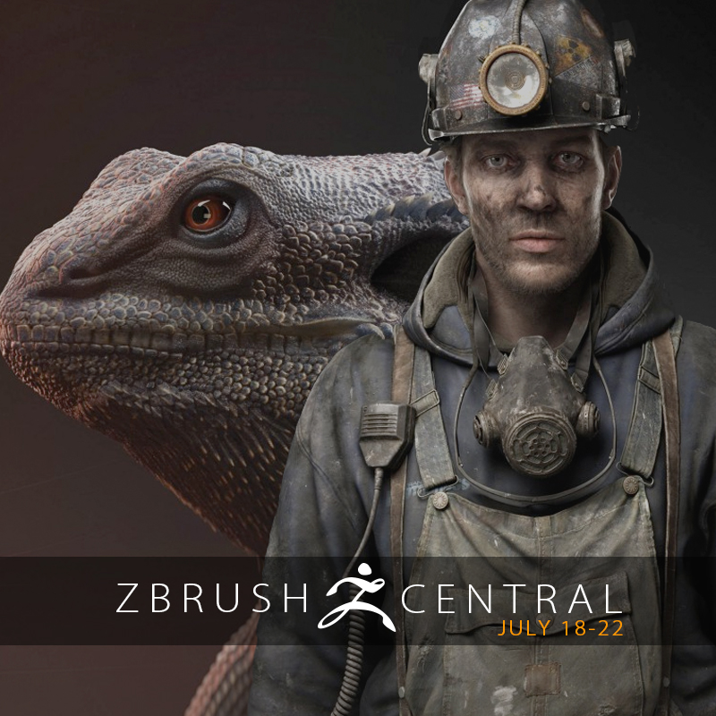 ZBrushCentral Highlights July 18-22