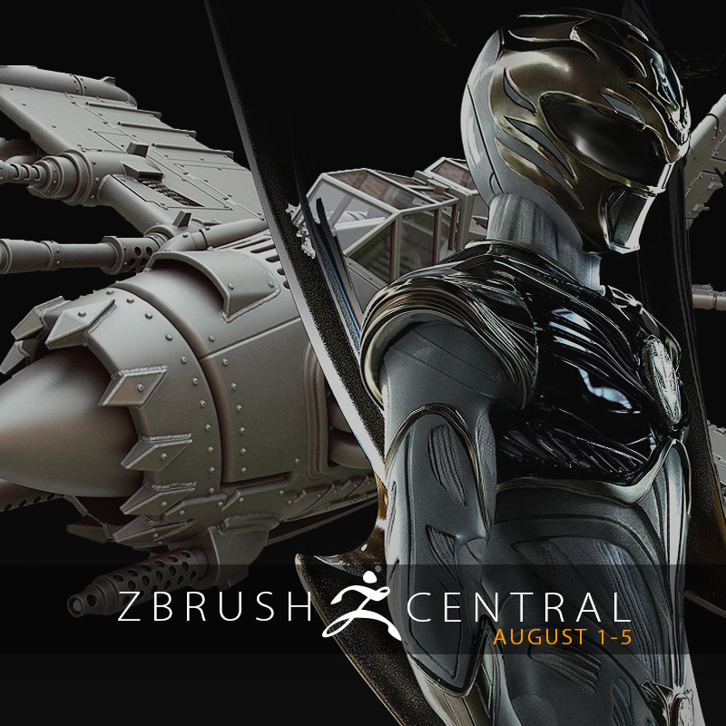 ZBrushCentral Highlights August 1-5