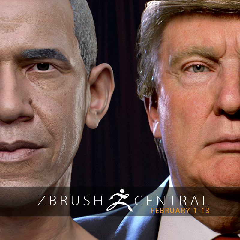 ZBrushCentral Highlights February 1-13