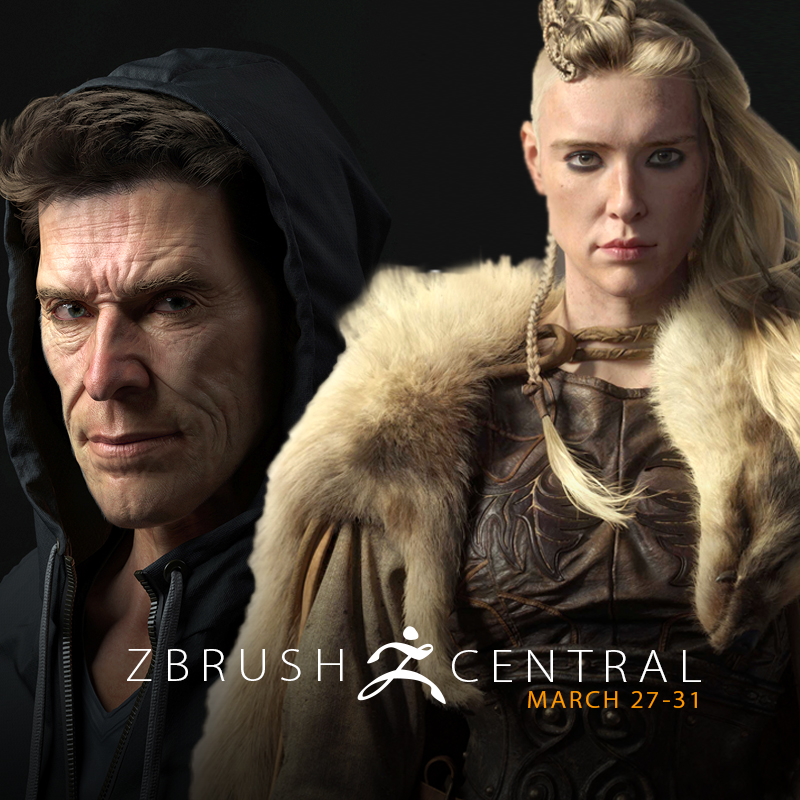 ZBrushCentral Highlights March 27-31