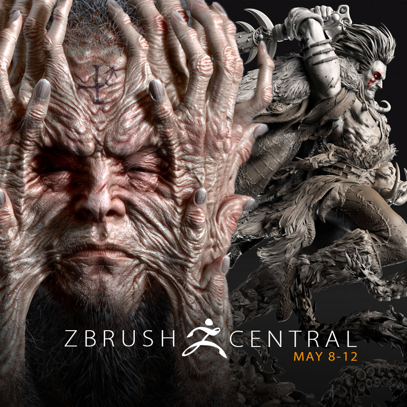 ZBrushCentral Highlights May 8-12