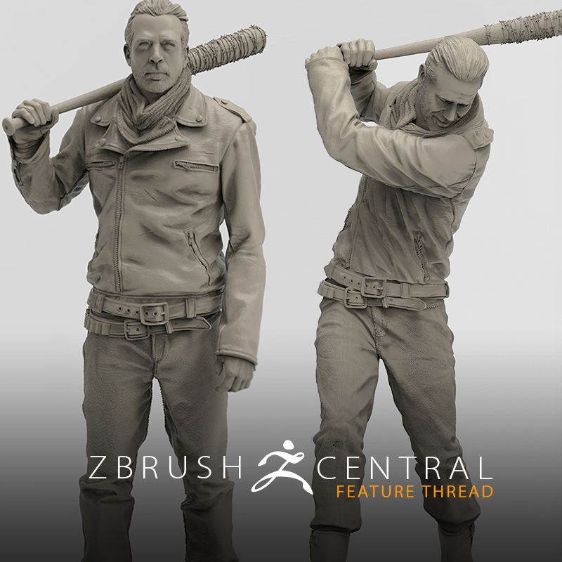 See the Clay Models for the Latest from McFarlane Toys