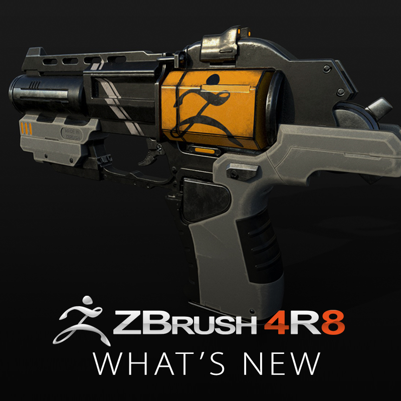 Michael Pavlovich Presents ZBrush 4R8 Video Series