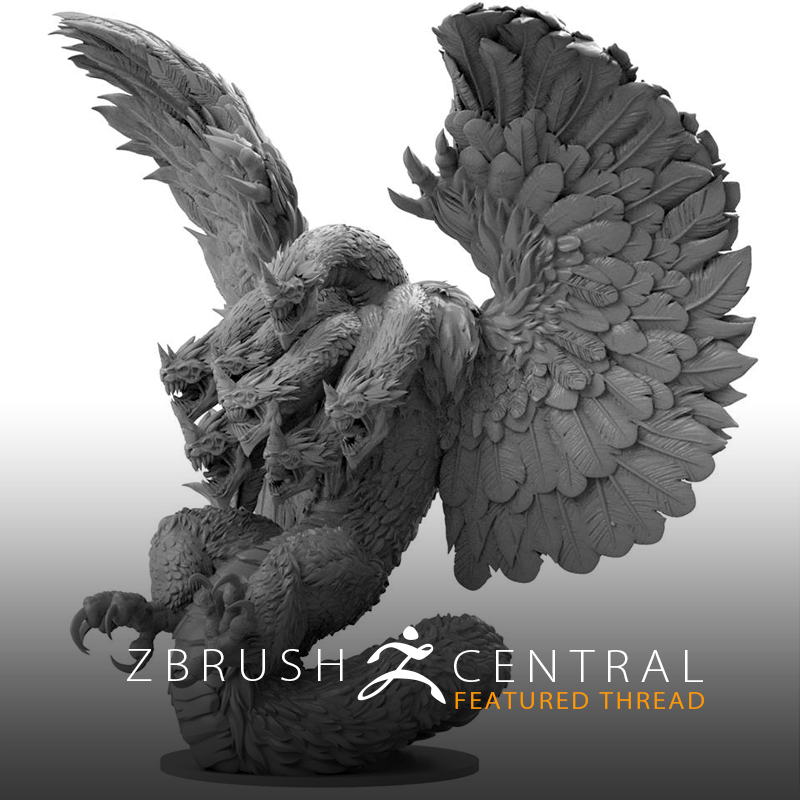 Comic Artist Turns to ZBrush to Expand Creative Output