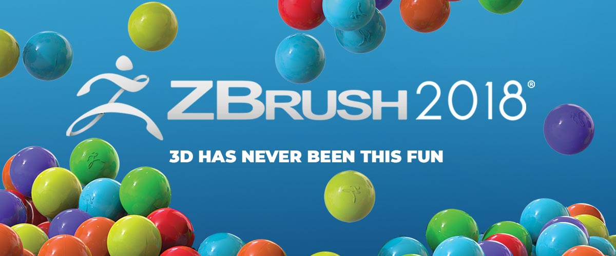Pixologic ZBrush 2018 Free Download