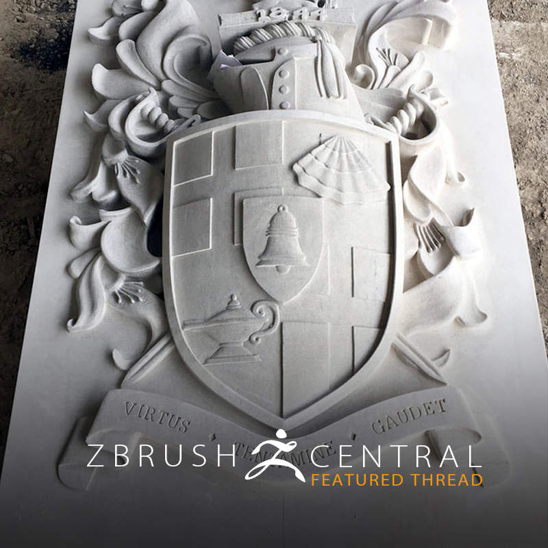 Digital Sculpting Offers Modern Update to University Architecture