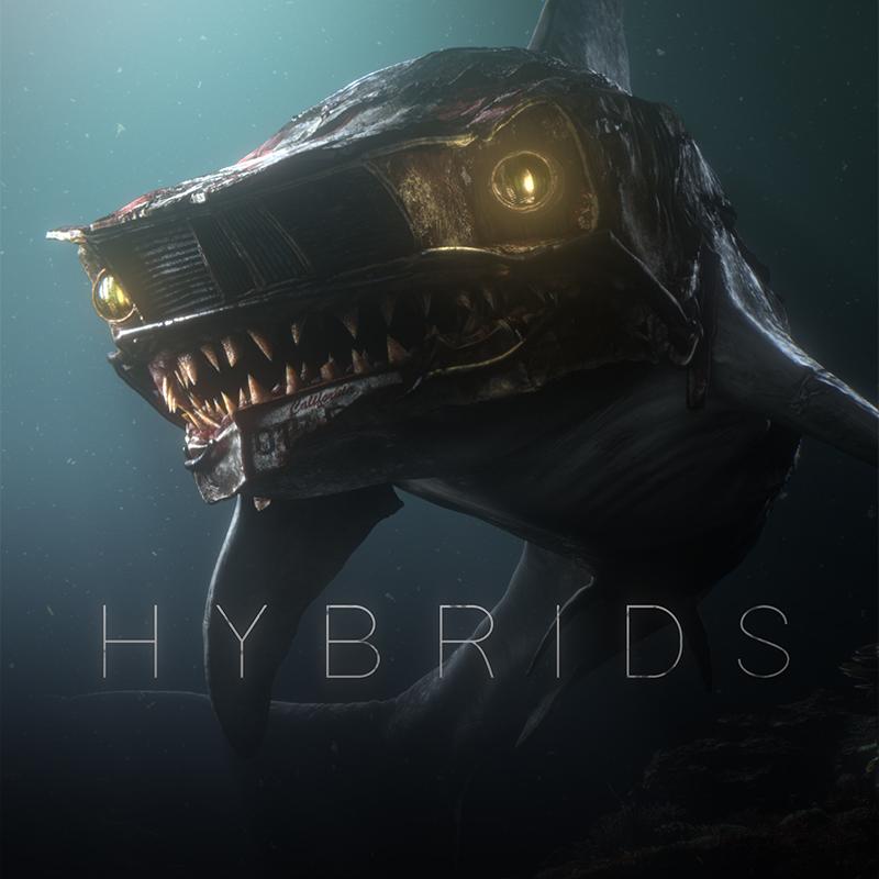 Making of Award Winning Short Film 'Hybrids'