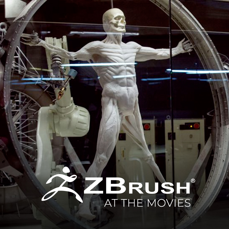 ZBrush at the Movies