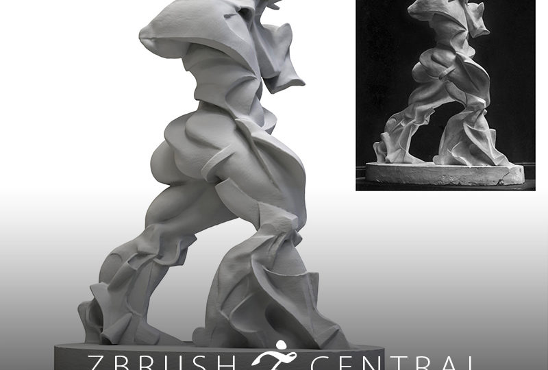 Boccioni's Lost Sculptures Recreated and 3D Printed
