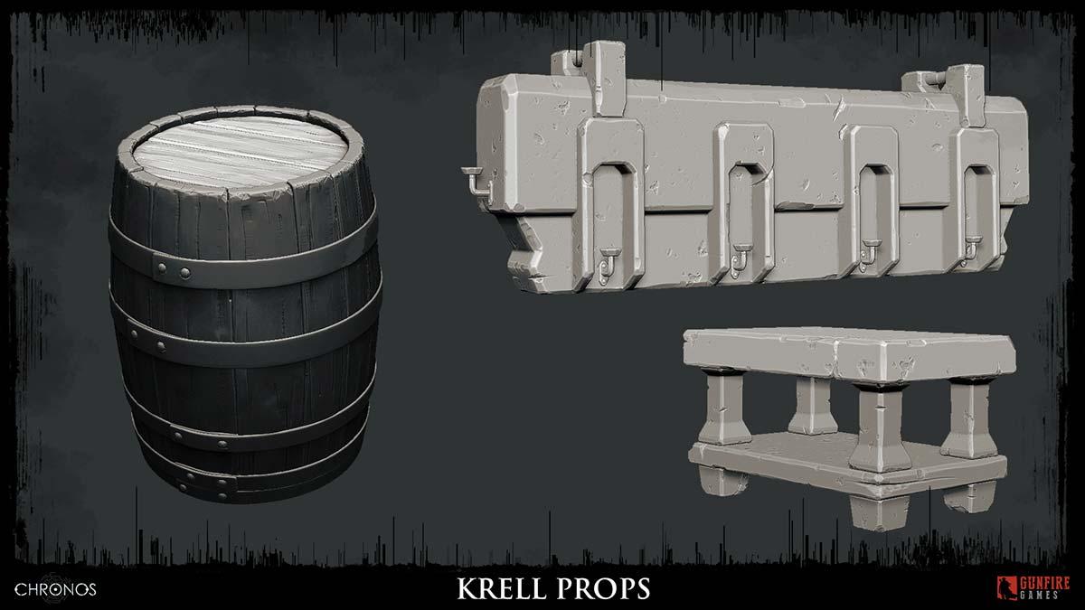 Pixologic :: Gunfire Games on Chronos