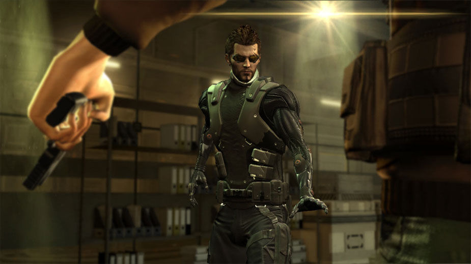 Pixologic :: Interview :: Deus Ex 3