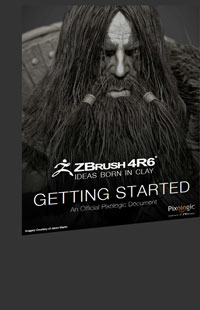 Pixologic :: ZBrush :: Getting Started with ZBrush 4R4
