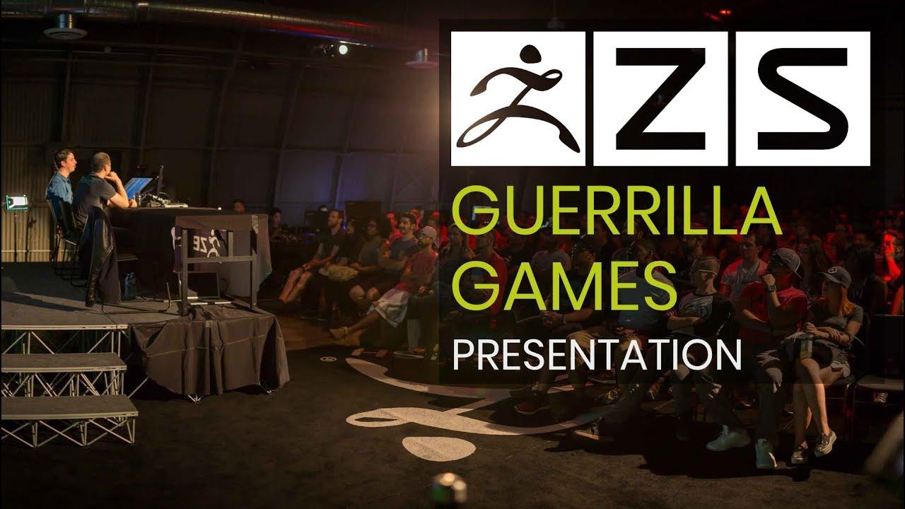 The Character Art of Horizon Zero Dawn with Guerrilla Games