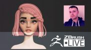 Danny Mac – Stylized Female Characters – Episode 25