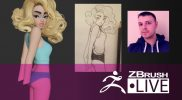 Danny Mac – Stylized Female Characters – Episode 30