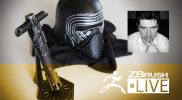 Star Wars Kylo Ren Lightsaber #5: Fan Art: Cosplay & 3D Printing – Thomas Roussel
