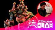 Fukui Nobuaki –  ZBrushCore 超入門講座 出張LIVE – Episode 6 (In Japanese)