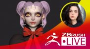 Character Sculpting: From Realistic to Stylized & Back – Donna Urdinov – Episode 3