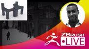 ZBrush for 2D Line Art & Illustration – Tony Leonard – Episode 23