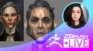 Character Sculpting – From Realistic to Stylized & Back – Donna Urdinov – Episode 11