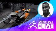 ZBrush for 2D Line Art & Illustration – Tony Leonard – Episode 26
