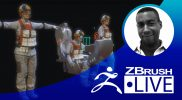 ZBrush for 2D Line Art & Illustration – Tony Leonard – Episode 27