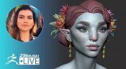 [PT-BR]A Indústria de Games, Arte 3D e Realidade Virtual – Ana Carolina Pereira