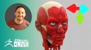 Pavlovich Workshop: Anatomy, ZBrush 2020 Features, & More – Michael Pavlovich – Episode 63