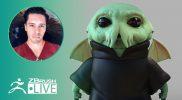 [ES-MX & EN] Creación de Criaturas & Personajes – Óscar Trejo – Episodio 49
