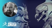 Creating on the Fly with ZBrush! – Miguel Guerrero – Episode 11