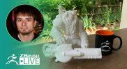 3D Printing: Prepping Proko Model – Pixologic Joseph Drust – ZBrush 2020