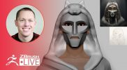 No Spare Time with SMAARTIST – Stephen Anderson – ZBrush 2020