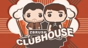 ZBrushLIVE Clubhouse – Episode 1: ZBrush Mashup Duos!! Solomon Blair & Paul Gaboury
