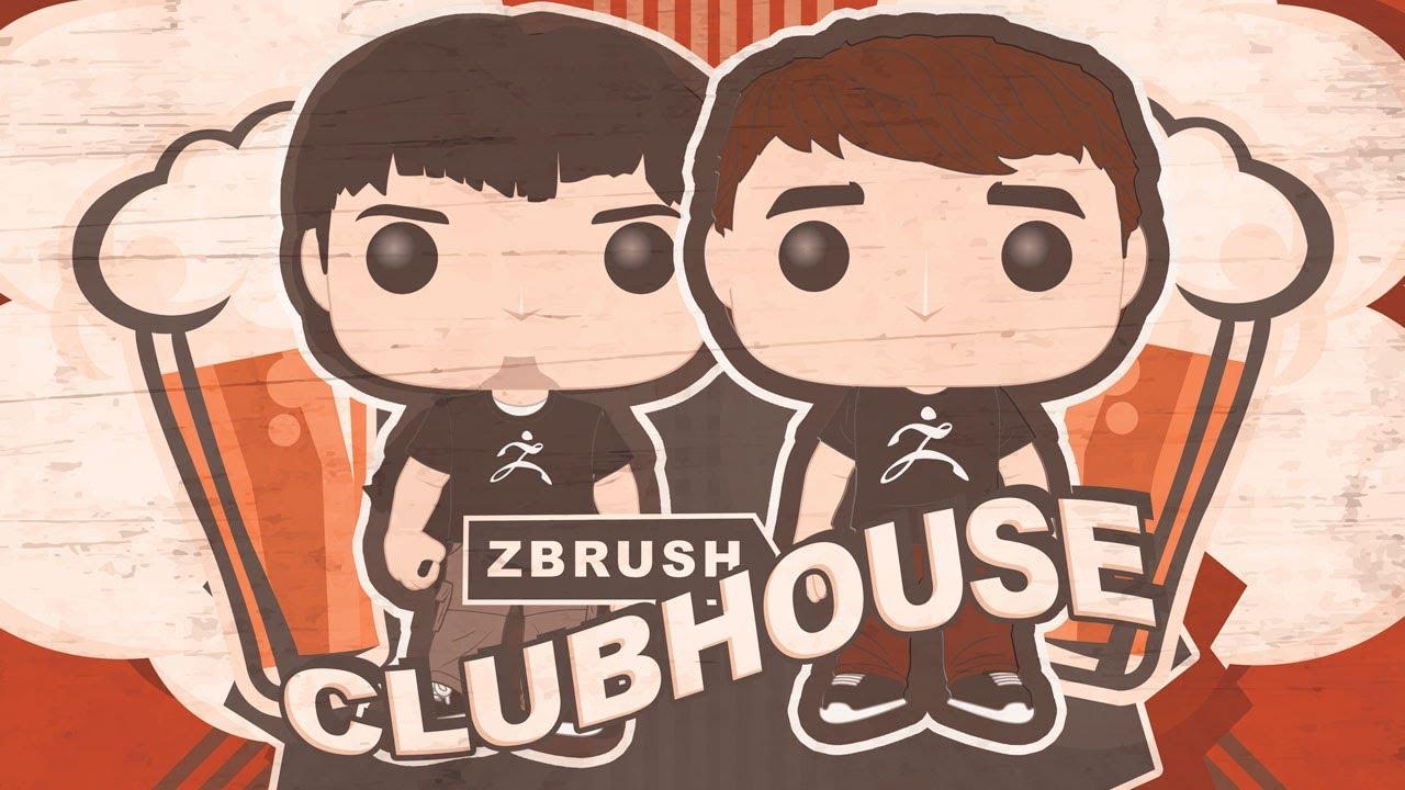 ZBrush Clubhouse – Episode 3: Pixologic Joseph Drust & Paul Gaboury