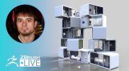 ZClassroom LIVE: Modeling Basics: Concept Building – Joseph Drust – ZBrush 2020