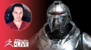 Sci-Fi Character Creation in ZBrush! – Óscar Trejo – ZBrush 2020