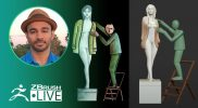 3D Printing in ZBrush: Ideas to Reality – Aiman Akhtar – ZBrush 2020