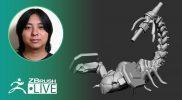 ZBrushCoreで1からメカ生命体を作ろう – Pixologic Daisuke Narukawa – Part 3