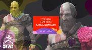 ZBrush Masters featuring Rafael Grassetti
